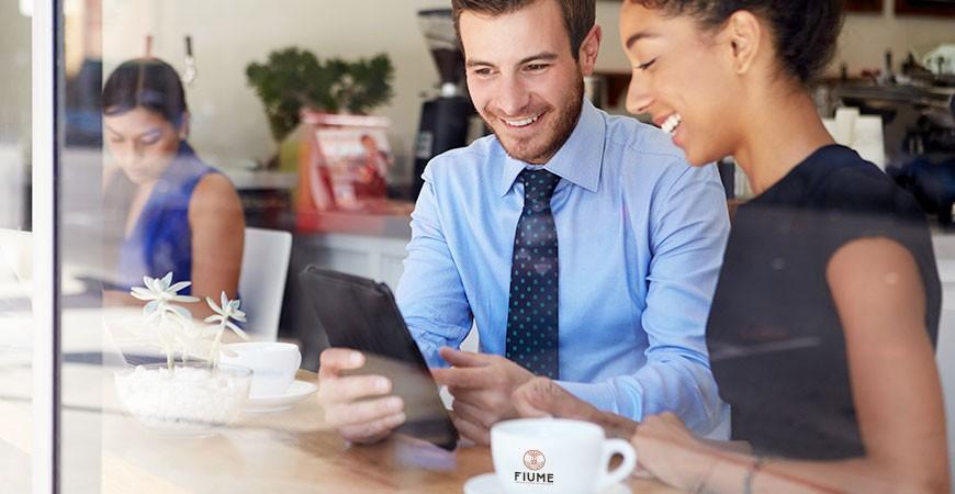 Il caffè: l'elisir che ci fa ottenere successo sul lavoro.